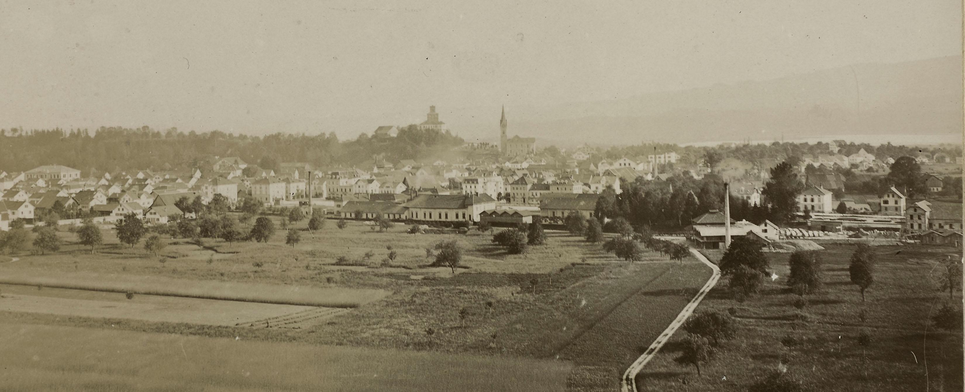 Aussicht 1895